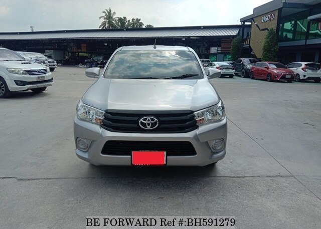 Used 2015 TOYOTA HILUX BH591279 for Sale
