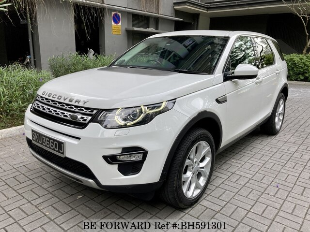Used 2015 Land Rover Discovery Sport 2 0 Si4 Hse Nav Sunroof 7 Seater For Sale Bh591301 Be Forward