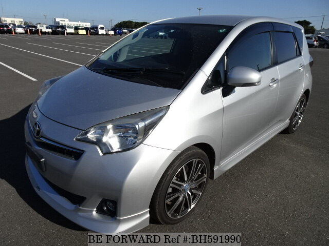 Used 2011 TOYOTA RACTIS BH591990 for Sale