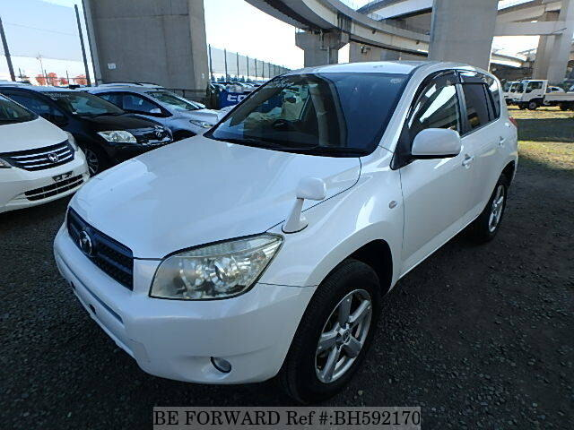 Used 2006 TOYOTA RAV4 BH592170 for Sale