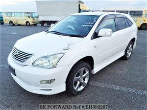 Used 2006 TOYOTA HARRIER BH592207 for Sale