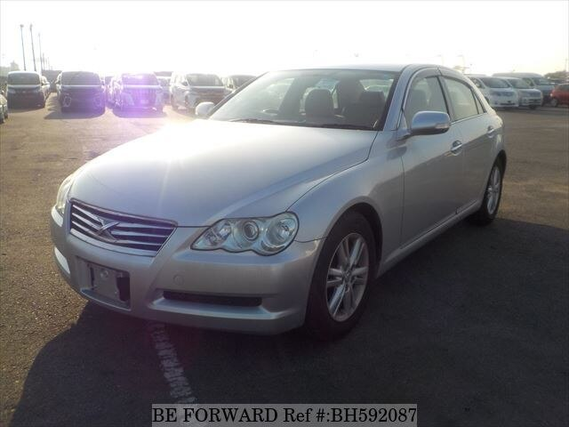 Used 2007 TOYOTA MARK X BH592087 for Sale