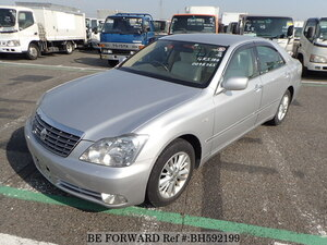 Used 2006 TOYOTA CROWN BH592199 for Sale