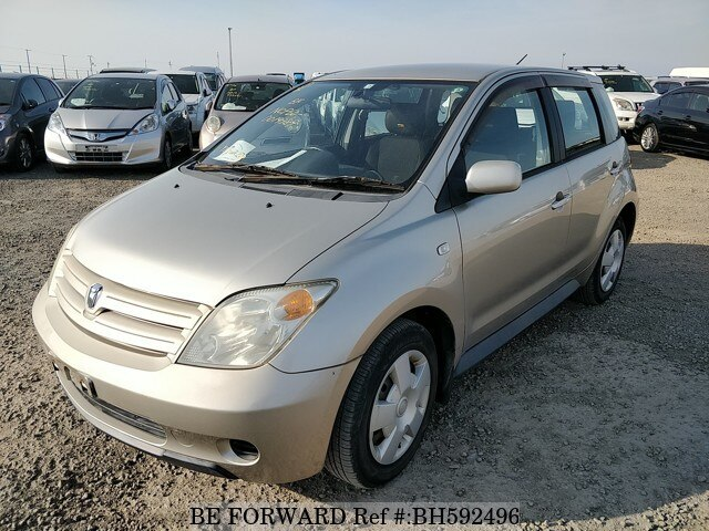 Used 2002 TOYOTA IST BH592496 for Sale