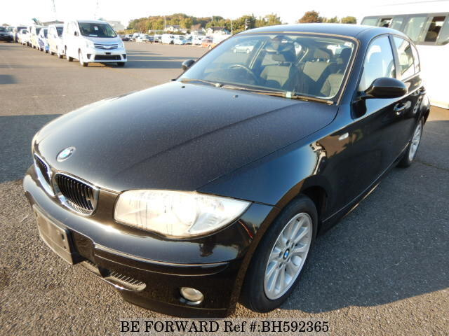 Used 2007 BMW 1 SERIES BH592365 for Sale