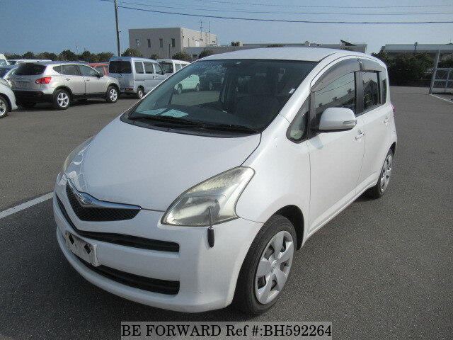 Used 2007 TOYOTA RACTIS BH592264 for Sale