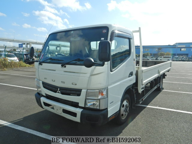 Used 2012 MITSUBISHI CANTER BH592063 for Sale