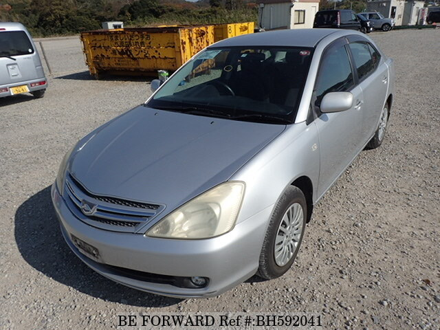Used 2005 TOYOTA ALLION BH592041 for Sale