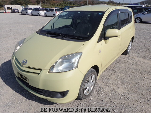 Used 2011 DAIHATSU BOON LUMINAS BH592042 for Sale