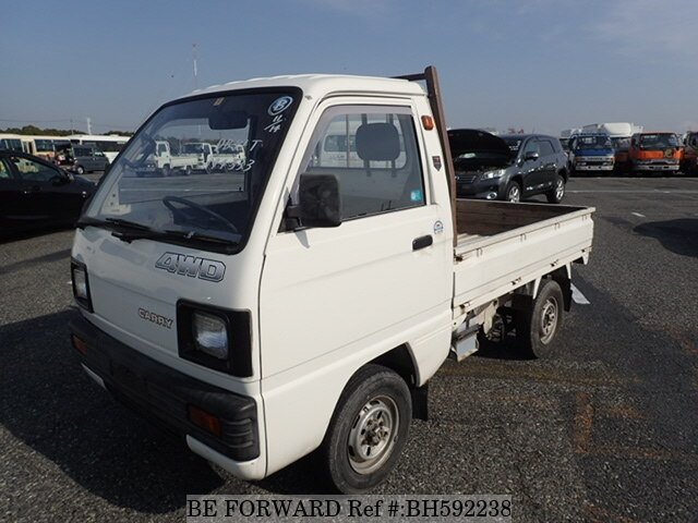 Used 1986 SUZUKI CARRY TRUCK BH592238 for Sale