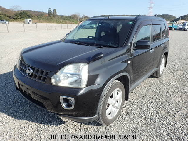 Used 2008 Nissan X Trail Dba T31 For Sale Bh592146 Be Forward