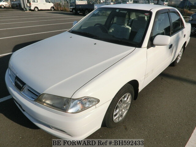 Used 2001 TOYOTA CARINA BH592433 for Sale