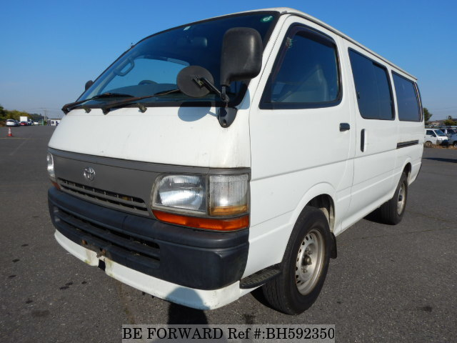 Used 1998 TOYOTA HIACE VAN BH592350 for Sale