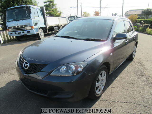 Used 2008 MAZDA AXELA SPORT BH592294 for Sale