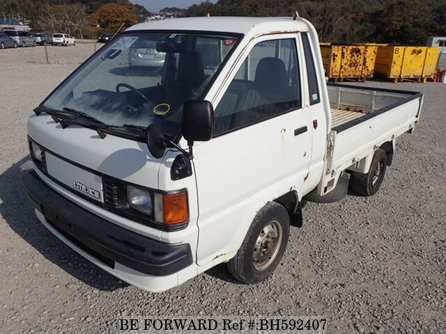 Used 1992 TOYOTA LITEACE TRUCK BH592407 for Sale