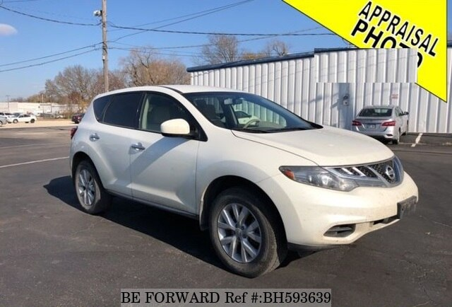 Used 2013 NISSAN MURANO BH593639 for Sale