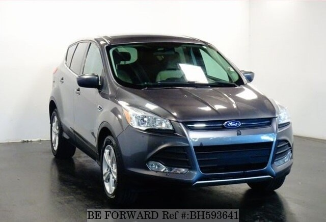 Used 2013 FORD ESCAPE BH593641 for Sale