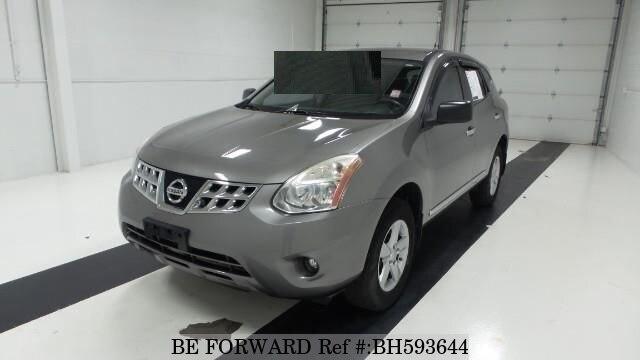 Used 2012 NISSAN ROGUE BH593644 for Sale