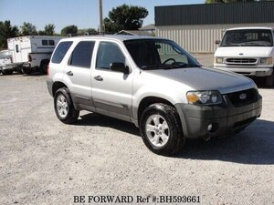 Used 2007 FORD ESCAPE BH593661 for Sale