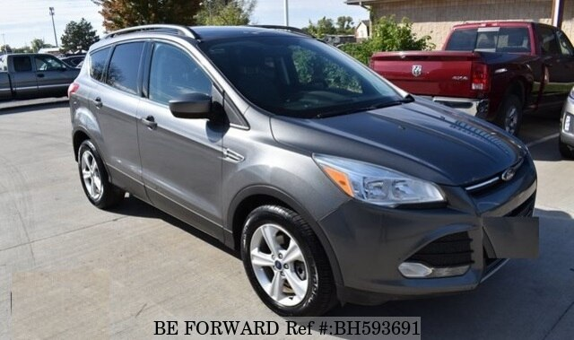 Used 2014 FORD ESCAPE BH593691 for Sale