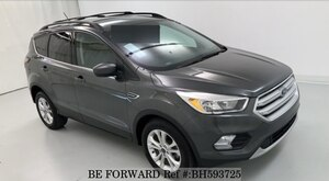 Used 2018 FORD ESCAPE BH593725 for Sale