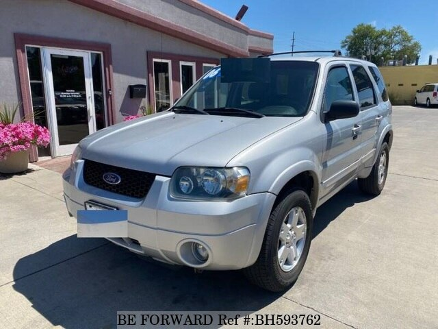 Used 2006 FORD ESCAPE BH593762 for Sale