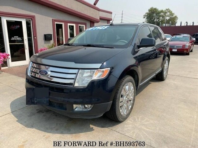 Used 2008 FORD EDGE BH593763 for Sale