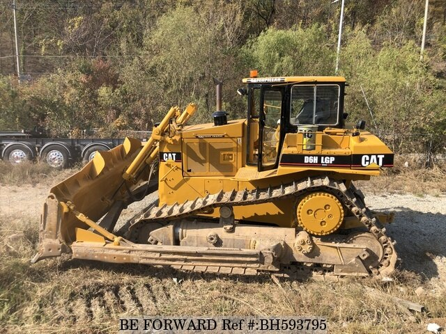 Used 1991 CAT D6HLGP BH593795 for Sale