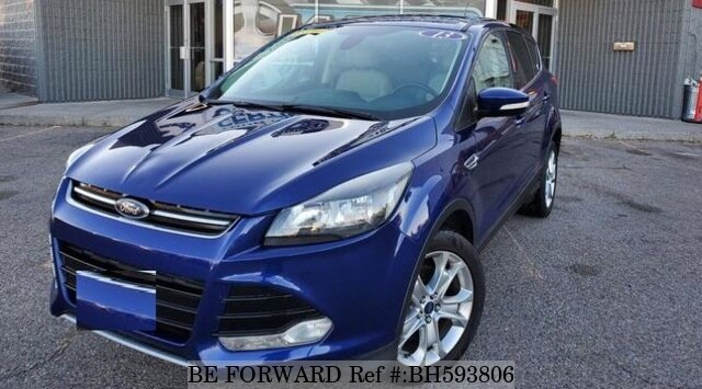 Used 2013 FORD ESCAPE BH593806 for Sale