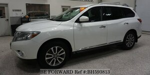 Used 2014 NISSAN PATHFINDER BH593813 for Sale