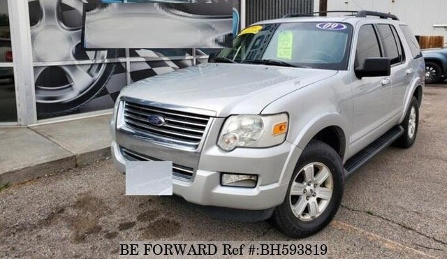 Used 2009 FORD EXPLORER BH593819 for Sale