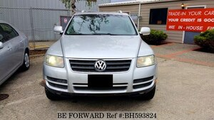 Used 2007 VOLKSWAGEN TOUAREG BH593824 for Sale