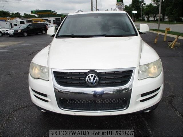 Used 2010 VOLKSWAGEN TOUAREG BH593837 for Sale