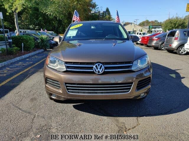 Used 2011 VOLKSWAGEN TOUAREG BH593843 for Sale