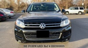 Used 2011 VOLKSWAGEN TOUAREG BH593855 for Sale