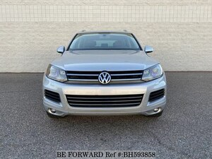 Used 2011 VOLKSWAGEN TOUAREG BH593858 for Sale