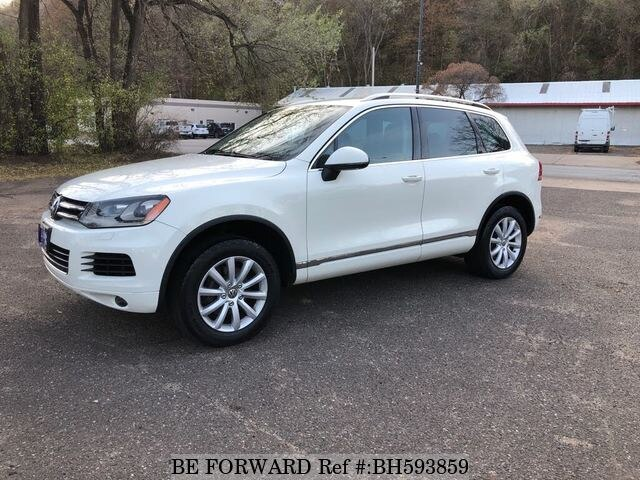 Used 2011 VOLKSWAGEN TOUAREG BH593859 for Sale