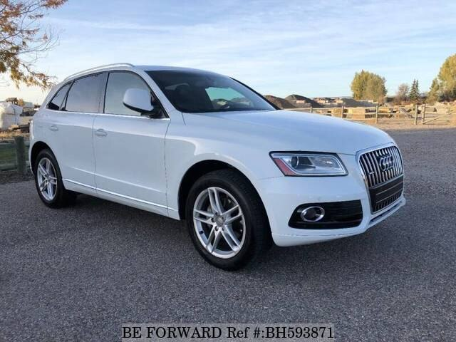 Used 2015 AUDI Q5 BH593871 for Sale