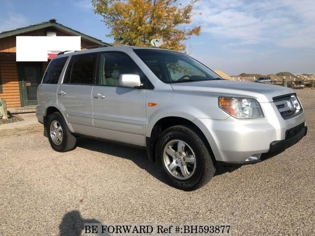 Used 2008 HONDA PILOT BH593877 for Sale
