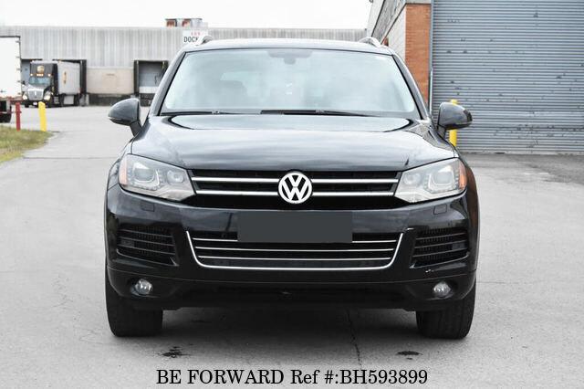 Used 2012 VOLKSWAGEN TOUAREG BH593899 for Sale