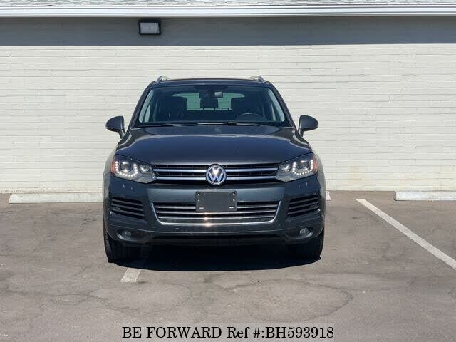 Used 2012 VOLKSWAGEN TOUAREG BH593918 for Sale