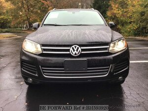 Used 2013 VOLKSWAGEN TOUAREG BH593920 for Sale