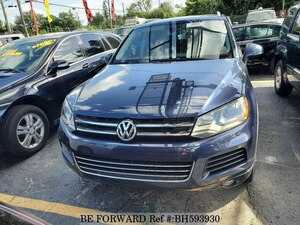 Used 2013 VOLKSWAGEN TOUAREG BH593930 for Sale