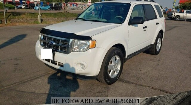 Used 2012 FORD ESCAPE BH593931 for Sale
