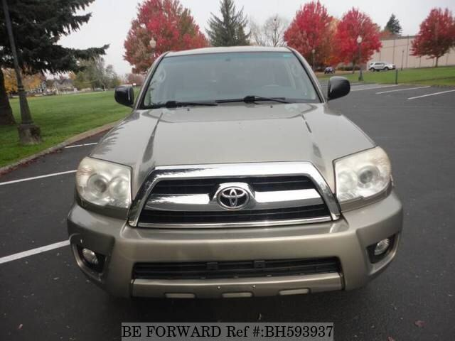 Used 2007 TOYOTA 4RUNNER BH593937 for Sale
