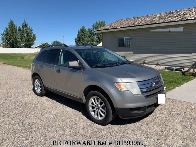 Used 2008 FORD EDGE BH593959 for Sale