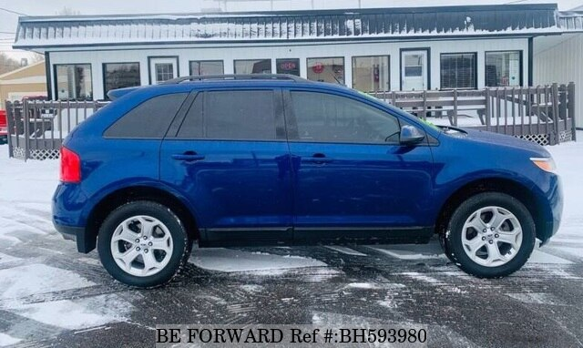 Used 2013 FORD EDGE BH593980 for Sale