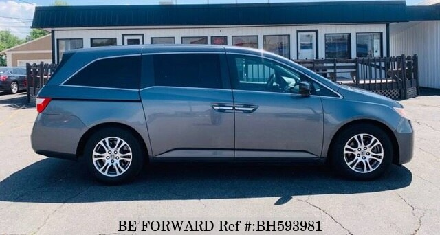Used 2012 HONDA ODYSSEY BH593981 for Sale