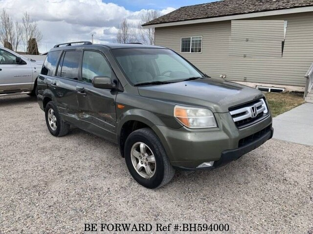 Used 2006 HONDA PILOT BH594000 for Sale