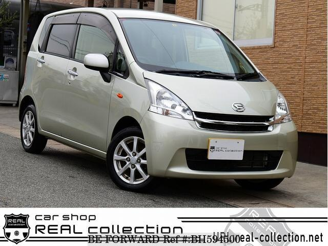 Used 2012 DAIHATSU MOVE BH594500 for Sale